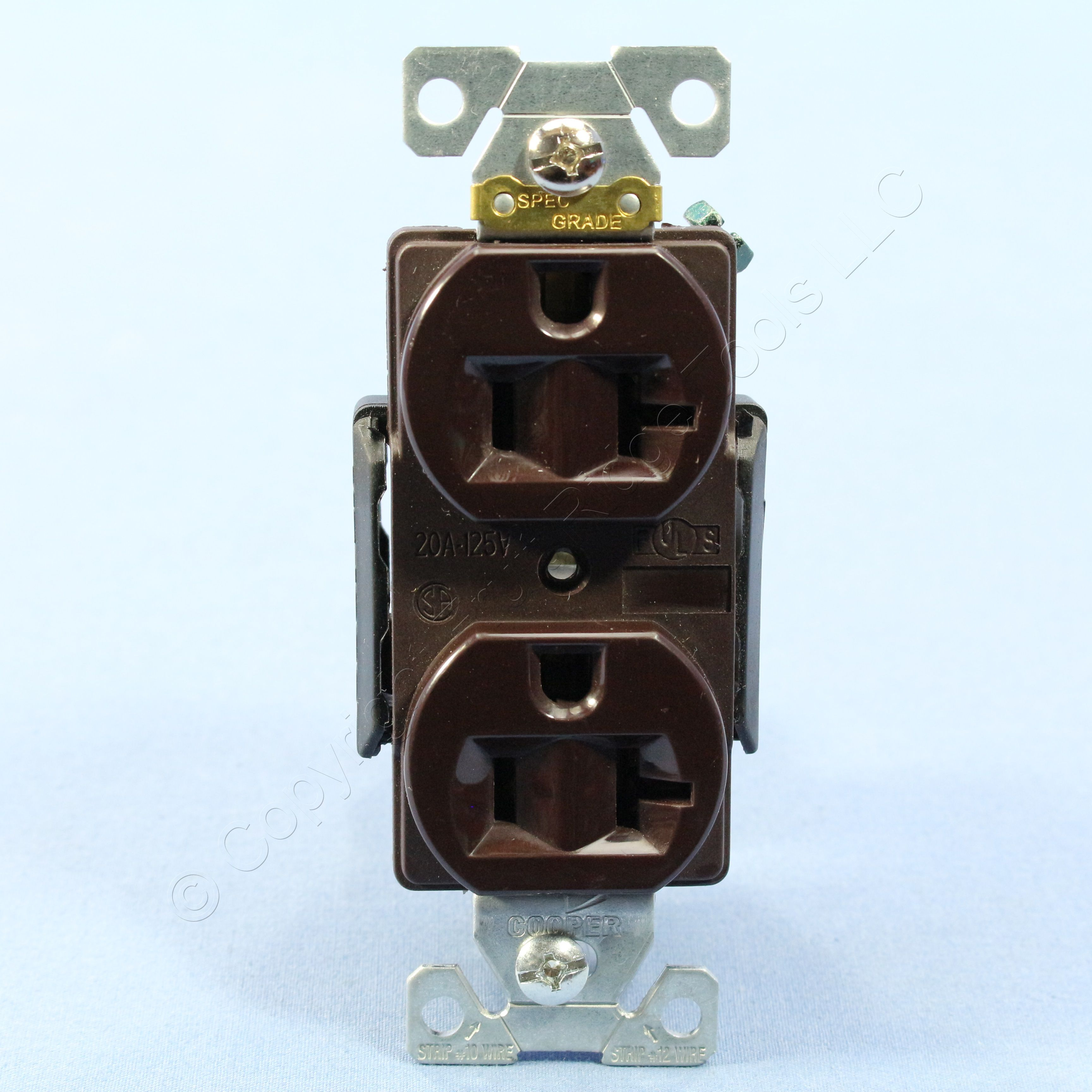 Arrow Outlets Giftsforsubs Hart 5709n Power Receptacle 50a 250v Nema 650 2pole 3wire Ebay Brown Const