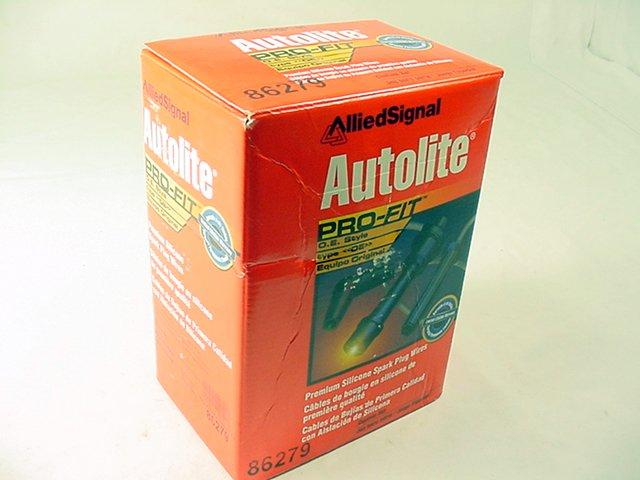 Autolite 86279 Spark Plug Wire Set Olds 98 Delta 88 Bonneville