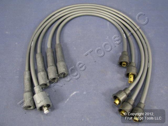 Omni Spark Plug Wires on