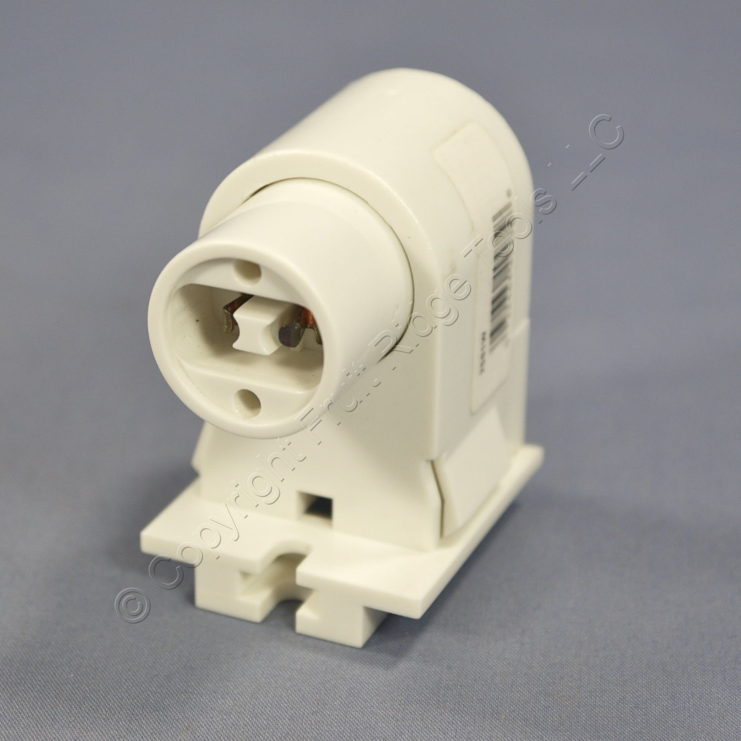 cooper high output t8 ho fluorescent light lampholder. Black Bedroom Furniture Sets. Home Design Ideas