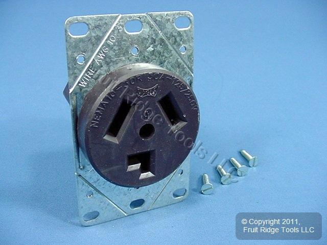 new eagle industrial dryer outlet receptacle 30a 125 250v