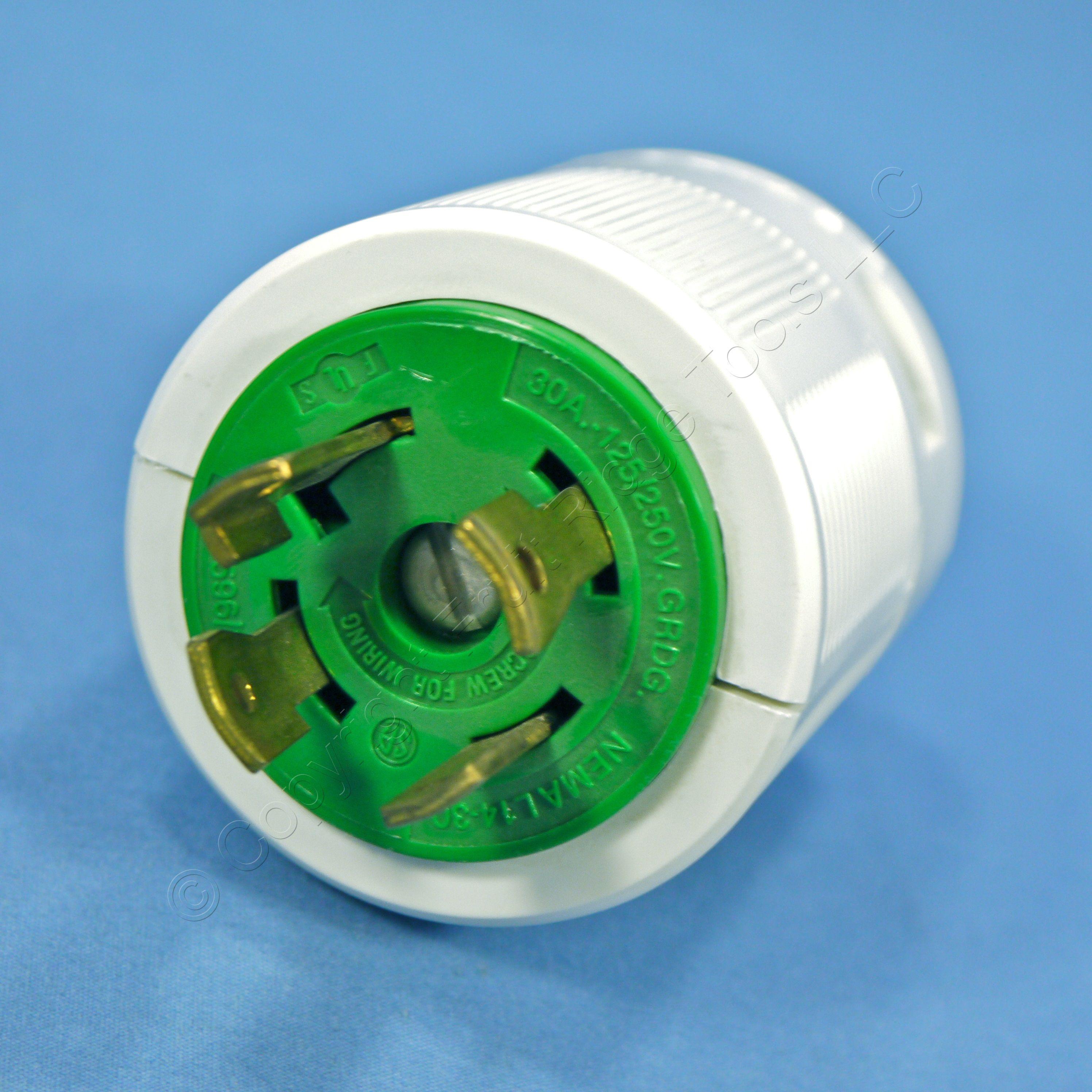 Leviton Locking Plug Turn Lock Nema L14
