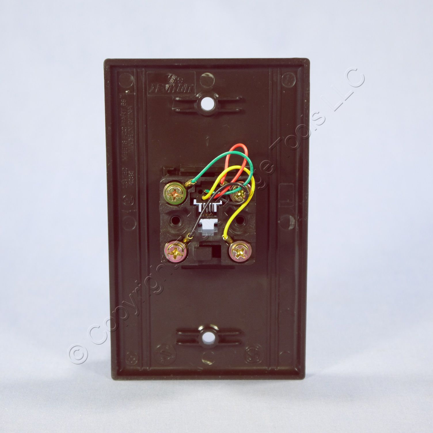 2 line phone wiring diagram images watch 2 line phone wiring diagram when all quot together leviton