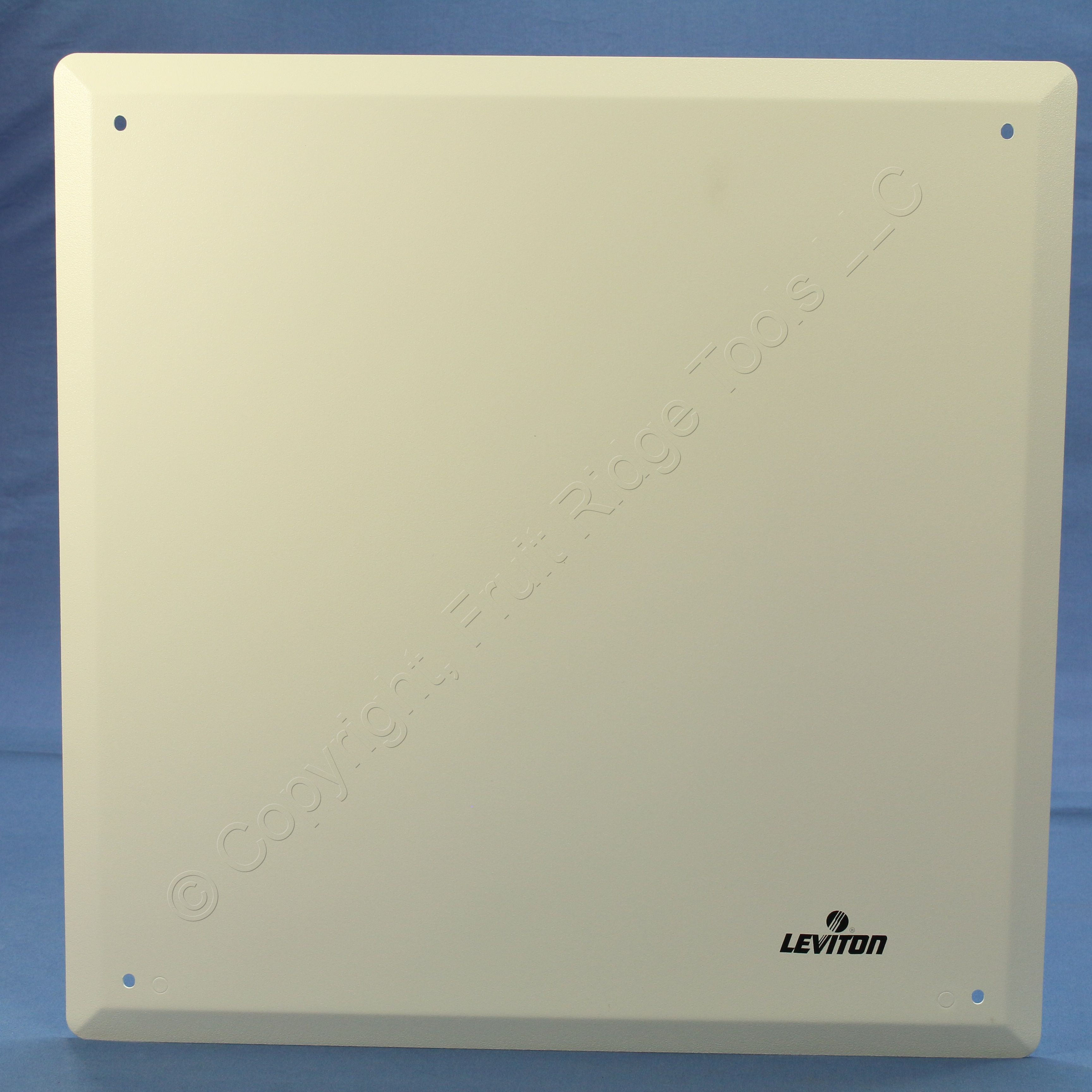 Leviton 140 Structured Media Center Wiring Panel With Cover 4760514w