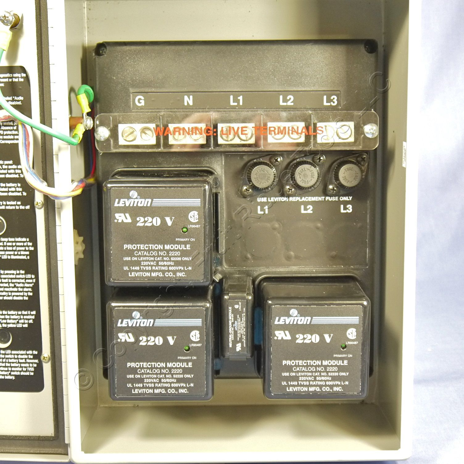 Great Leviton Manufacturing Company Inc Gallery - Electrical ...