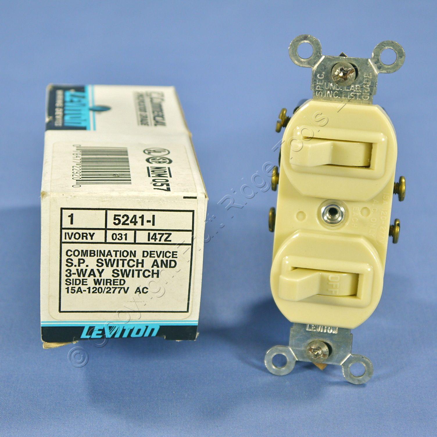 similiar double way switch keywords leviton ivory double toggle light switch duplex single pole and 3 way