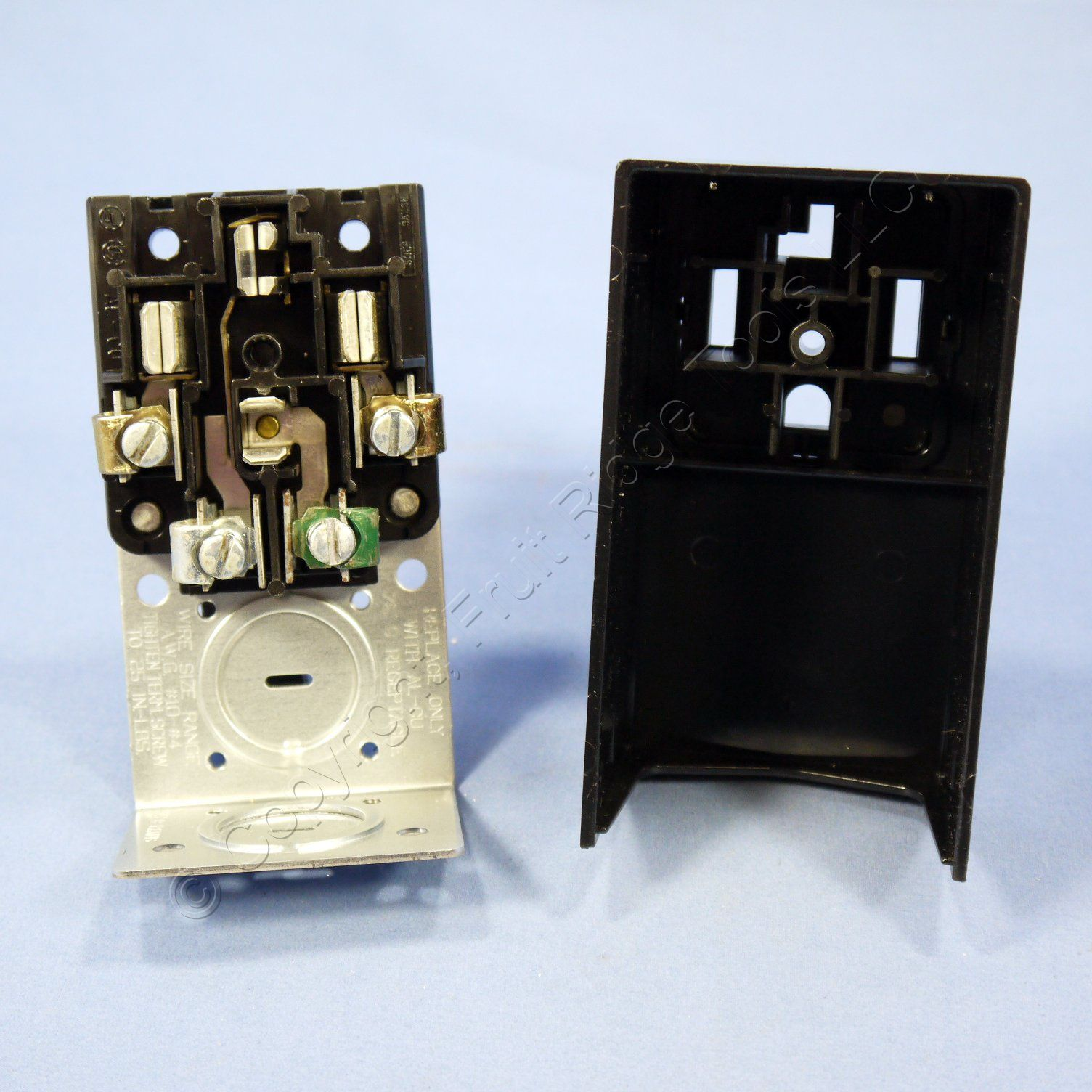 leviton power outlet dryer receptacle 4 wire nema 14 30 30a 125 250v box 55054 ebay