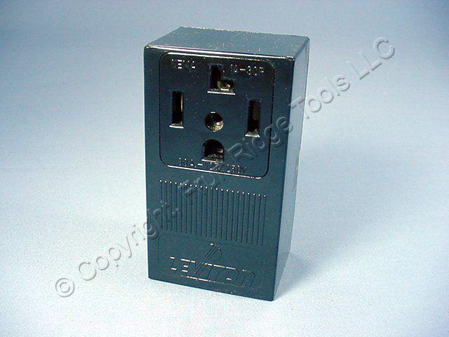 leviton power outlet dryer receptacle 4 wire nema 14 30 30a 125 250v bulk 55054 ebay