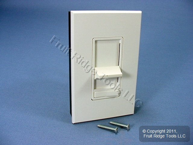 how to connect leviton dimmer switch