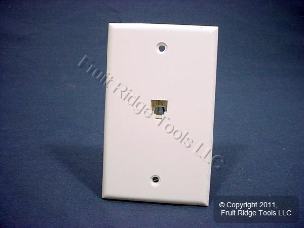 cat 3 jack wiring diagram rj11 6p6c leviton phone jack wiring diagram rj11