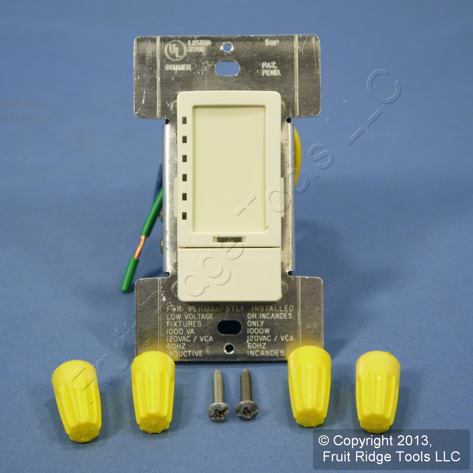 Leviton Almond Multiremote For Mural Touch Point Dimmer Switch Ms00r