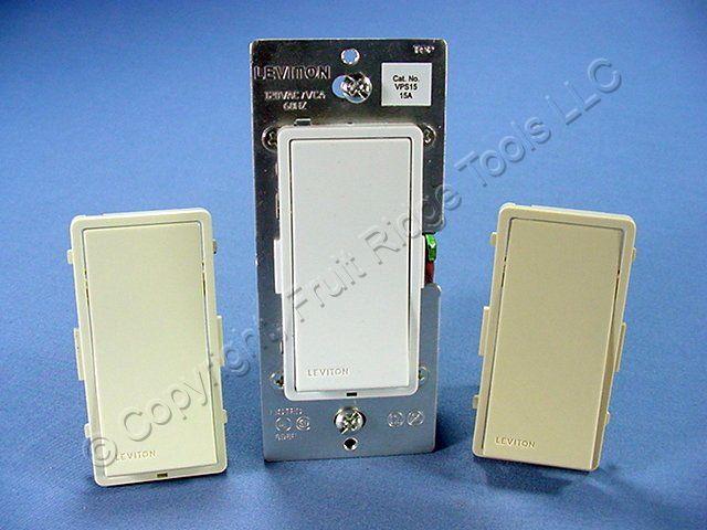 Make 3 Way Switch Single Pole